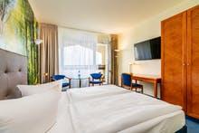 AHORN Berghotel Friedrichroda - Zimmerbeispiel Panorama Zimmer, Copyright: AHORN Hotels & Resorts