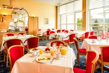 Best Western Ahorn Hotel Oberwiesenthal - Restaurant Silhouette, Copyright: AHORN Hotels & Resorts