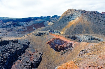 Vulkan Chico, Insel Isabela, Galapagos - ©graziartw - Adobe Stock