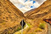 Andenbahn zur Teufelsnase, Ecuador - ©Rene - Adobe Stock