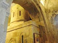Sweti-Zchoweli Kirche - Kirche der lebensspendenden Säule - Kopie der Grabeskirche - ©Sabine Letzybyll