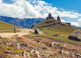 Reisebild: Singlereise Georgien mit Wanderungen im Kaukasus