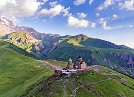 Reisebild: Wanderreise Georgien - Kaukasus & Schwarzes Meer