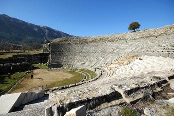 Griechisches Amphitheater in Dodona - ©©William Richardson - stock.adobe.com
