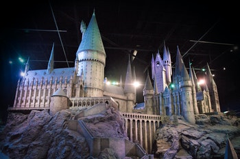 Harry Potter Studio Tour - ©Vivien Fiedler