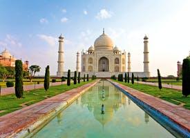 Reisebild: Rundreise Indien zum Kennenlernen