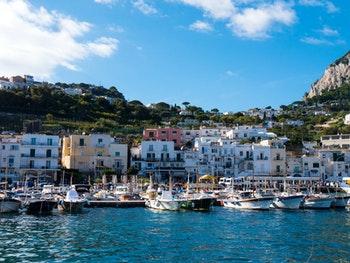 Marina Grande Capri - ©Anna Stiebing