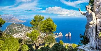 Insel Capri - ©©Sergii Figurnyi - stock.adobe.com