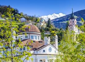 Reisebild: Aktiv durch Südtirol - Meraner Höhenweg