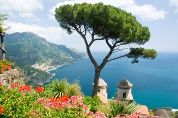 Ravello an der Amalfiküste - ©byggarn.se - stock.adobe.com