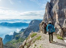 Reisebild: Italien - Wandern Brenta Dolomiten & Trentino