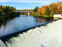 Montmorency Falls - ©Silvia Buske