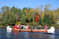 Kanutour im Algonquin-Nationalpark - ©Eberhardt TRAVEL