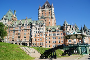 Chateau Frontenac in Quebec - ©Eberhardt TRAVEL