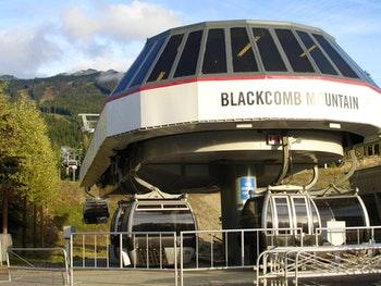 Whistler - Talstation der Blackcomb-Seilbahn - ©Eberhardt TRAVEL
