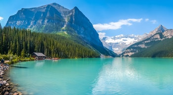Lake Louise im Banff Nationalpark - ©©JFL Photography - stock.adobe.com