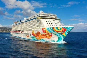 Norwegian Getaway Außenansicht - ©Norwegian Cruise Line