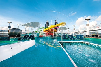 Aquapark Norwegian Epic - ©Norwegian Cruise Line