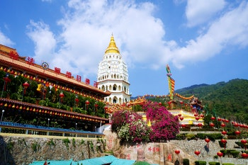 Kek-Lok-Si-Tempel in Penang - ©tantawat - stock.adobe.com