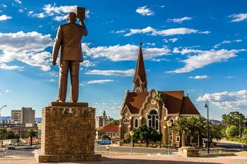 Christuskirche, Windhoek - ©vadim.nefedov - stock.adobe.com