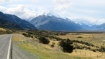 Mount Cook - ©Rico Manns