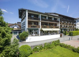 Reisebild: Urlaub in Österreich - Sporthotel Austria in St. Johann in Tirol