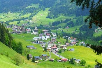 Mittelberg im Kleinwalsertal - ©Kerstin Hugel