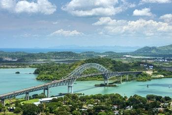 Panamakanal - ©Alfredo Maiquez - Adobe Stock