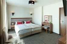 Zimmerbeispiel Doppelzimmer - Hotel Koral Live, Copyright: IdeaSpa