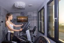 Fitnessraum Baltivia Sea Resort, Copyright: Baltivia Sea Resort