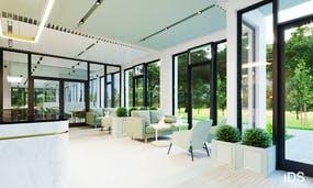 Eingangsbereich Kurhotel Henryk, Copyright: IdeaSpa