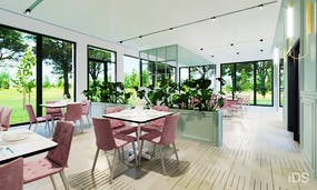 Restaurant im Kurhotel Henryk, Copyright: IdeaSpa