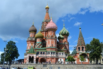 Moskau - Basilius-Kathedrale - ©Copyright Andreas Wolfsteller