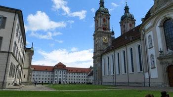 0060 Stadtführung St. Gallen - Klosterkirche - ©Annette Weise