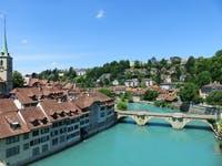 Eiger, Mönch, Jungfrau - Ausflug nach Bern - ©Annette Weise