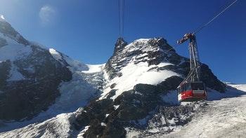 Kleines Matterhorn - ©Katrin Deutschbein