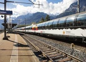 Reisebild: Große Rundreise mit dem Zug in der Schweiz