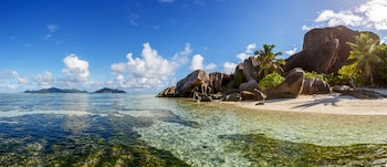 La Digue, Praslin - ©thomathzac23 - stock.adobe.com