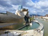 Bilbao - Guggenheim Museum  - ©Copyright Claudia Bernhardt