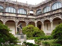 Santiago de Compostela - Universitätsgebäude - ©Hans-Joachim Trutz