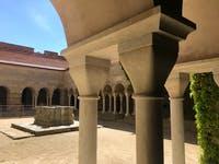 Kloster Sant Pere de Rodes - ©Franziska Schütt