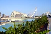 Ciudad de las Artes y Ciencias in Valencia - ©Elke Knappe