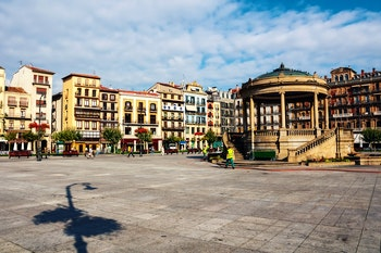 Pamplona Altstadt - ©M.V. Photography - stock.adobe.com