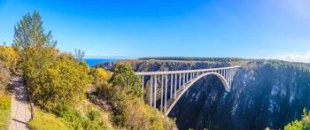 Bloukrans Bridge im Tsitsikama Nationalpark - ©Aquarius - stock.adobe.com