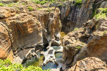 Bourkes Luck Potholes  - ©picturist - stock.adobe.com