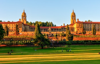 Union Buildings in Pretoria - ©demerzel21 - stock.adobe.com