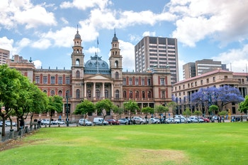 Church Square in Pretoria - ©milosk50 - stock.adobe.com