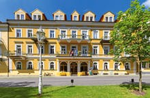 Franzensbad - Kurhotel Dr. Adler , Copyright: Bad Franzensbad AG