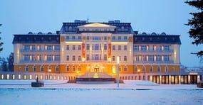 Franzensbad - Spa & Kur Hotel Harvey , Copyright: SPA & KUR HOTELS Franzensbad