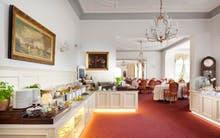 Franzensbad - Kurhotel Imperial - Restaurant, Copyright: Františkovy Lázne  IMPERIAL a.s.